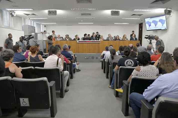 Reunião na Assembleia na última terça, 23, discutiu casos de violência nas eleições