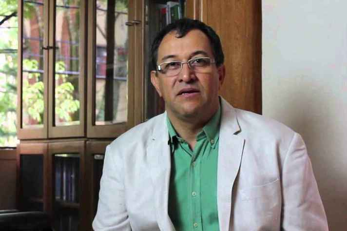 Mario Elkin, da Universidade de Antioquia: experiência transdisciplinar em área de conflito