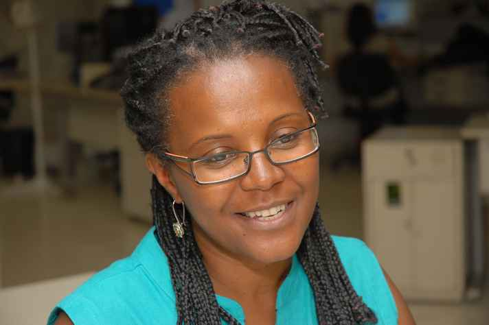Maria Aparecida Moura (ECI): presença da mulher negra nas pesquisas acadêmicas
