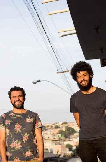 Os cineastas de Contagem Maurílio Martins e Gabriel Martins participarão da mostra de filmes