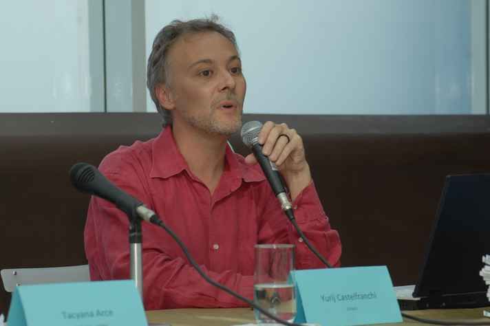 Professor da Fafich, Yurij Castelfranchi é um dos membros do comitê gestor do INCT-CPCT