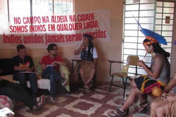 Comunidades indígenas na Região Metropolitana de BH