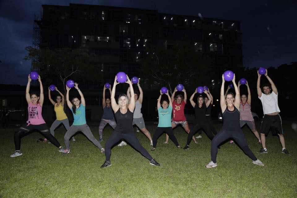 Os selecionados atuarão nas aulas de Pilates Solo e Aparelhos