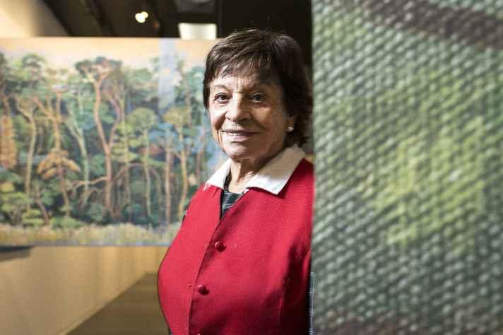 Exposição com obras de Yara Tupynambá inaugura espaço na capital mineira