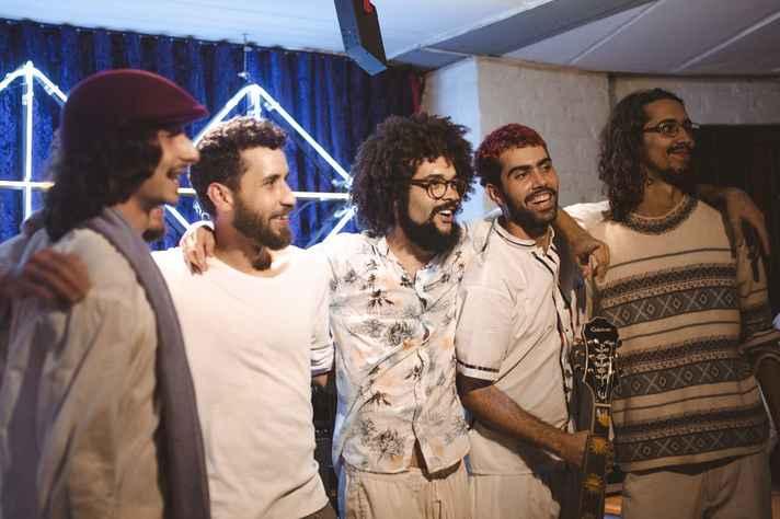 Banda Dom Pepo (joão ao centro
