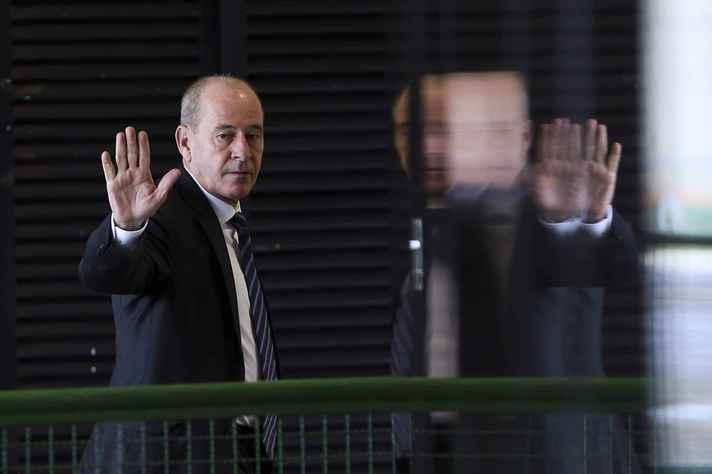 General Fernando de Azevedo e Silva deixou o comando do Ministério da Defesa nesta semana