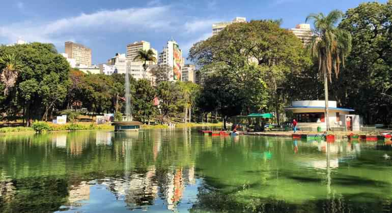 Parque Municipal será palco de evento com bandas mineiras