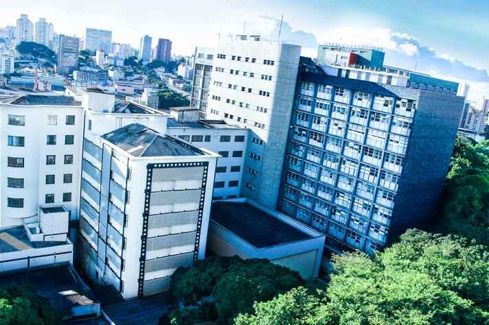 Vista do Hospital das Clínicas: qualidade e segurança são desafios