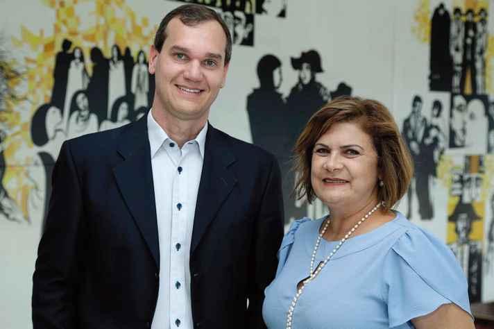 Renato e Carmela acreditam na renovação do Reitorado com base em propostas consistentes e na gestão coletiva