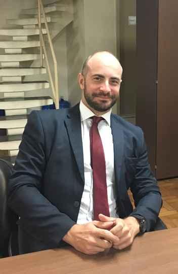 Vitor Bartoletti Sartori, professor da Faculdade de Direito da UFMG