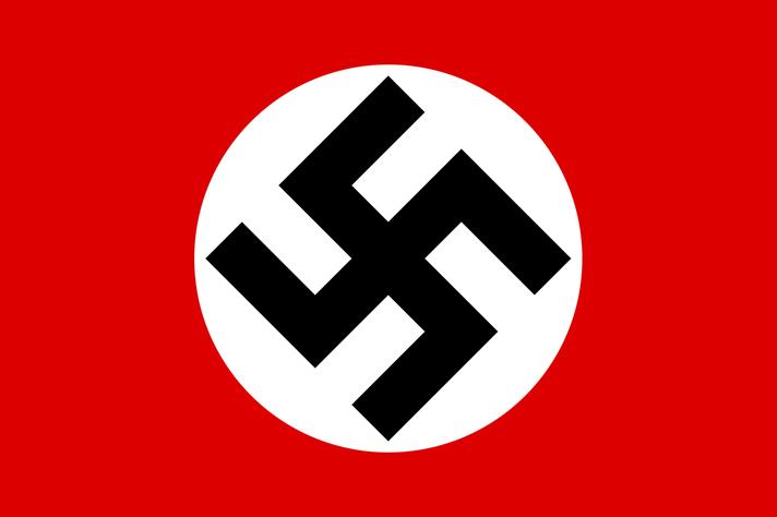 Segundo Hitler, cor vermelha no símbolo do partido nazista foi proposital para revoltar a esquerda