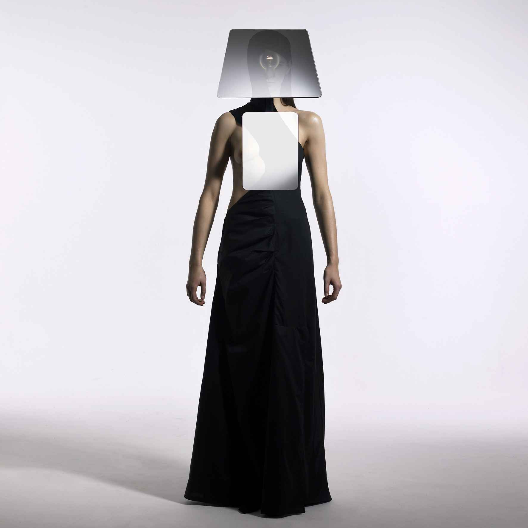'Miroir d'apparence', do light designer belga Nicolas Destino, une moda e design de objetos