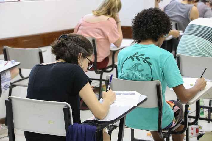 No Brasil, 27 áreas de ensino serão avaliadas pelo exame