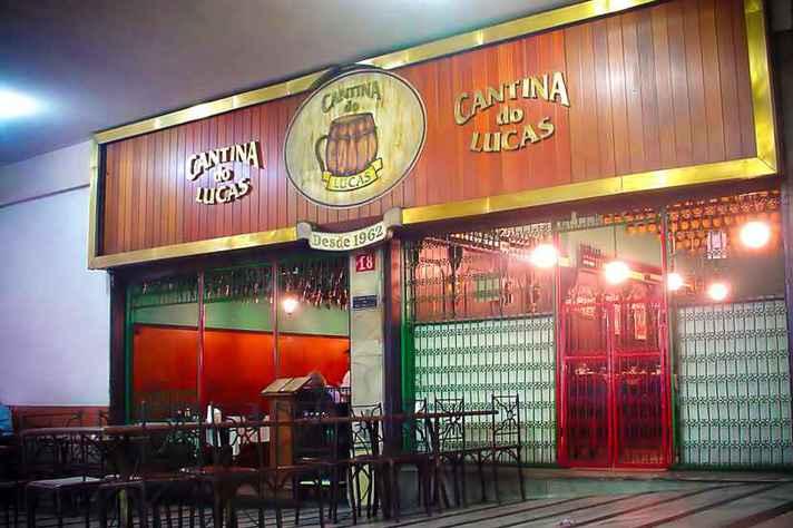Um dos bares mais populares em Belo Horizonte, Cantina do Lucas é um dos locais que receberão o evento.