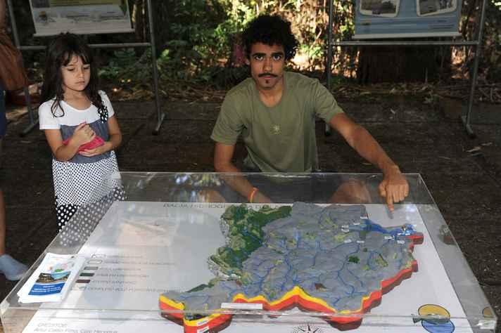 Gabriel Teles, aluno de geografia no Instituto de Geociências da UFMG