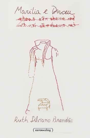 Capa do livro Marilia e Dirceu