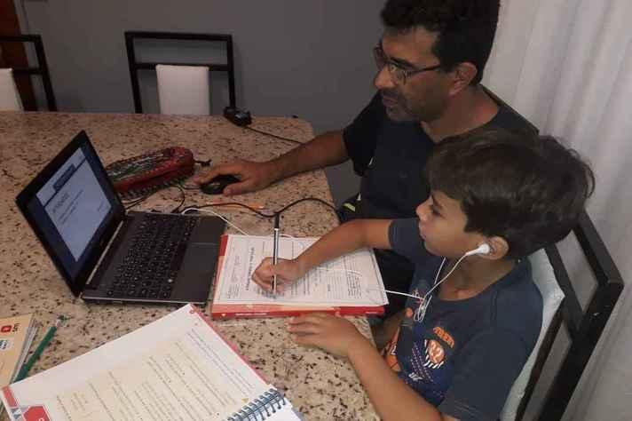 Pesquisa vai avaliar mudança da rotina familiar com o homeschooling