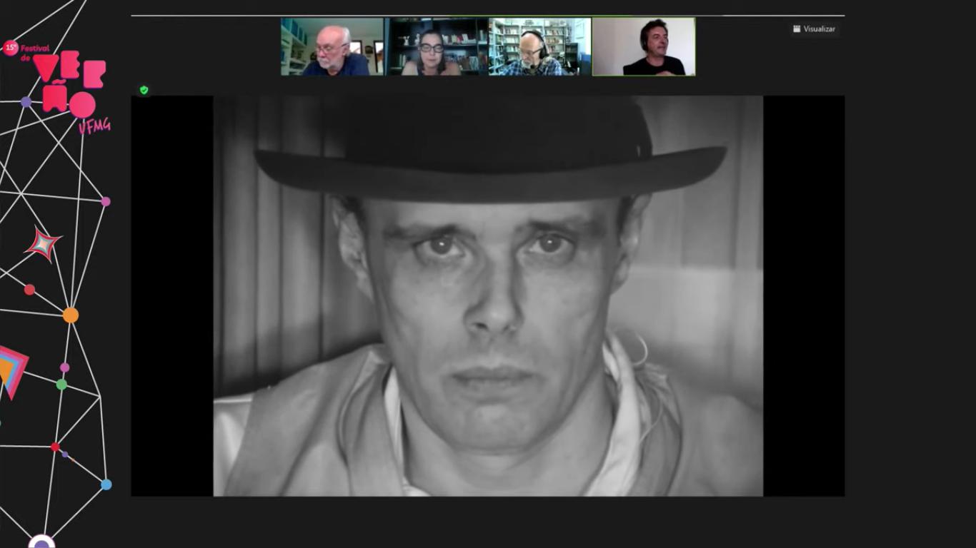 Último a falar, Lukas Kühne recorreu ao filme de Joseph Beuys para sustentar seu argumento