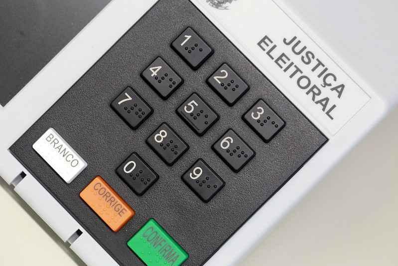 Urna eletrônica já é usada há 25 anos nas eleições brasileiras