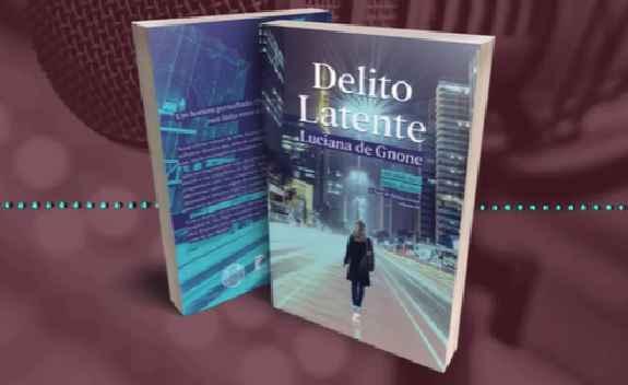 Luciana de Gnone  também publica contos do gênero policial