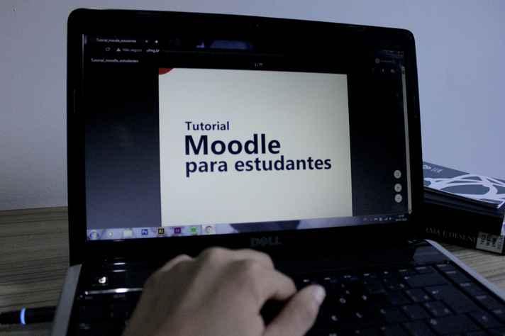 O tutorial Moodle traz dicas para navegação na plataforma e suas ferramentas