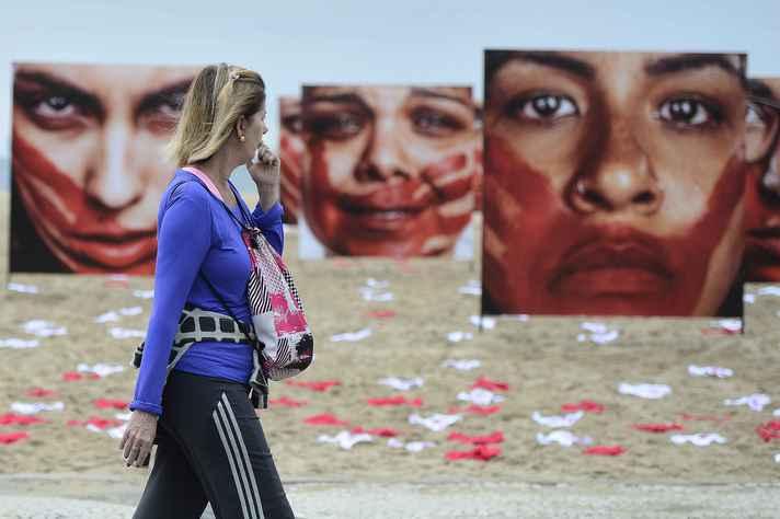Violência contra mulheres e meninas cresce com a pandemia