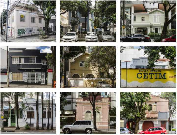 Publicação impressa integra projeto que já conta com site, que reúne fotos de bairros de BH