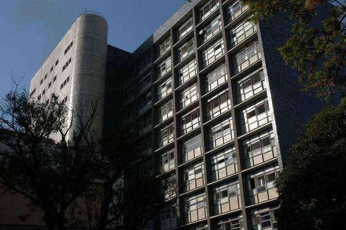 Vista do prédio do Hospital das Clínicas, um dos beneficiados pela campanha