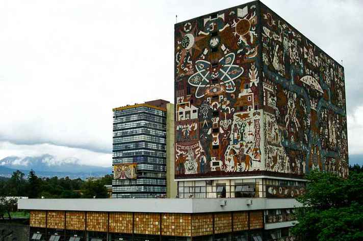 Unam é a maior universidade da América Latina