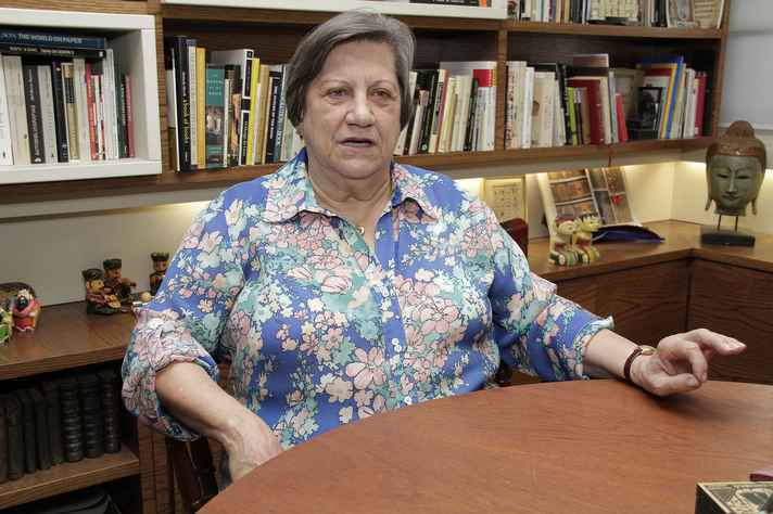 Magda Becker: referência brasileira em alfabetização
