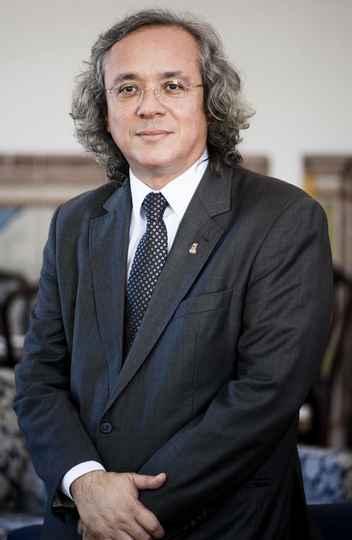João Carlos Salles, reitor da Universidade Federal da Bahia (UFBA) e atual presidente da Associação Nacional dos Dirigentes das Instituições Federais de Ensino Superior, a Andifes