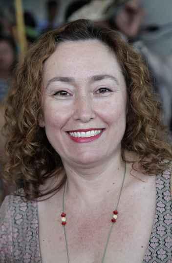 A coordenadora do colegiado do curso, professora Maria Gorete Neto