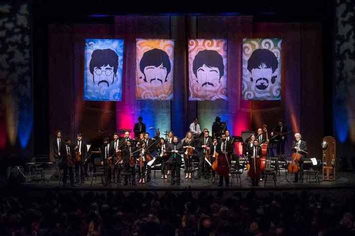 Uma das apresentações mais aclamadas do conjunto conta com repertório dos Beatles