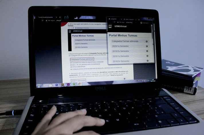 Bolsa Apadrinhamento será no valor de R$2 mil para compra de notebook ou desktop