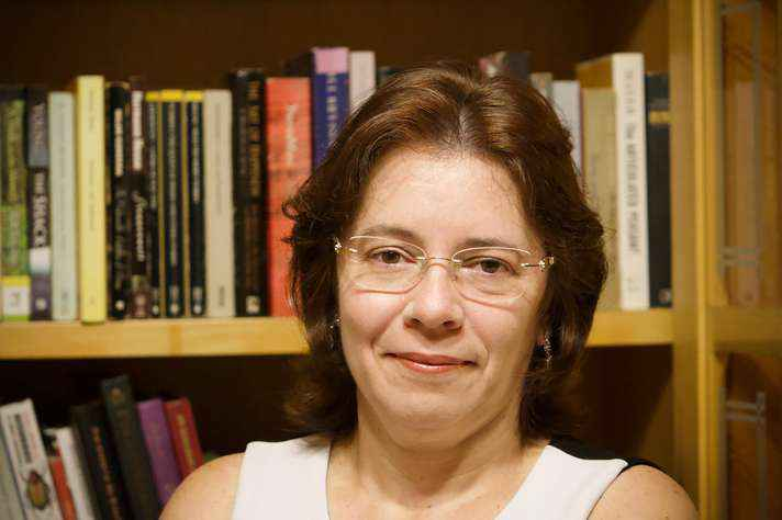 A professora Maria de Fátima Leite é uma das coordenadoras do Liver Center.