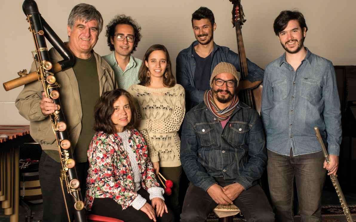 Ensemble, de Artur Andrés (à esquerda) e convidados