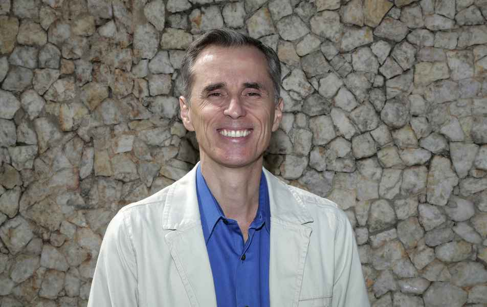 <p>Vice-reitor Alessandro Fernandes&nbsp;Moreira</p>