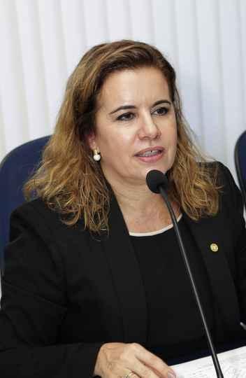 Reitora Sandra Goulart Almeida: