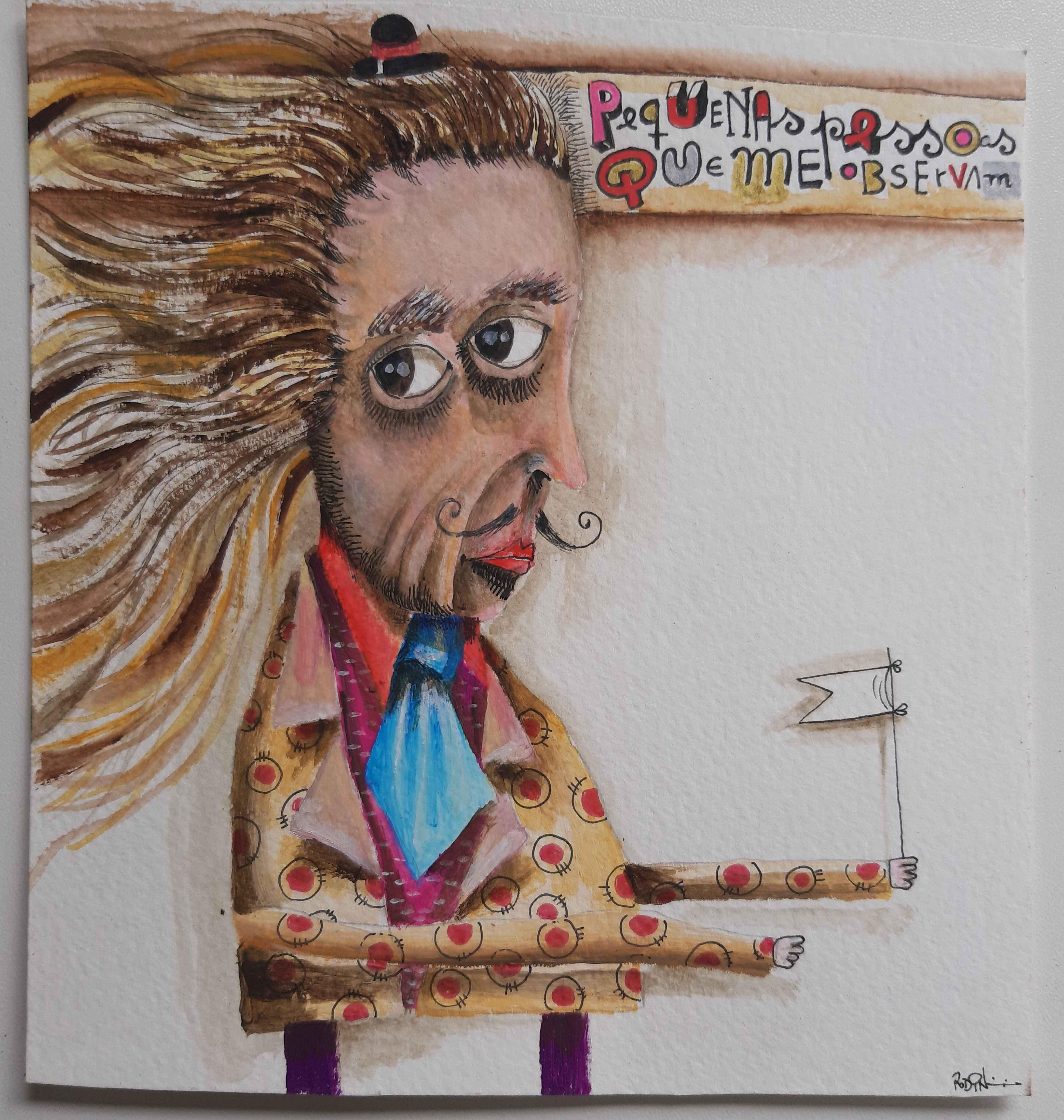 Obras do artistas Rodi Núñez estão entre as recompensas da reta final da campanha