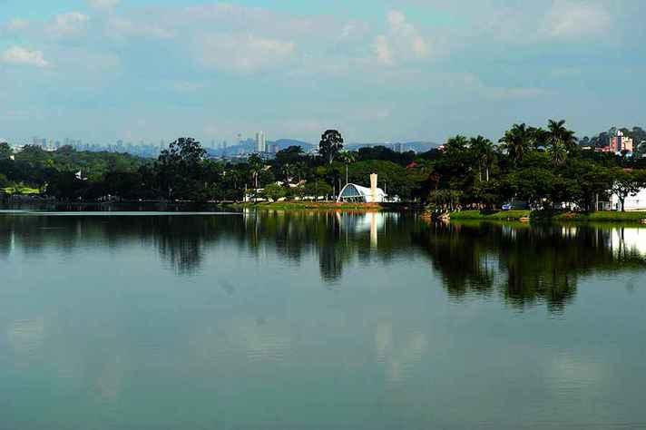 Conjunto arquitetônico, tombado pela Unesco em 2016, foi construído às margens da Lagoa da Pampulha