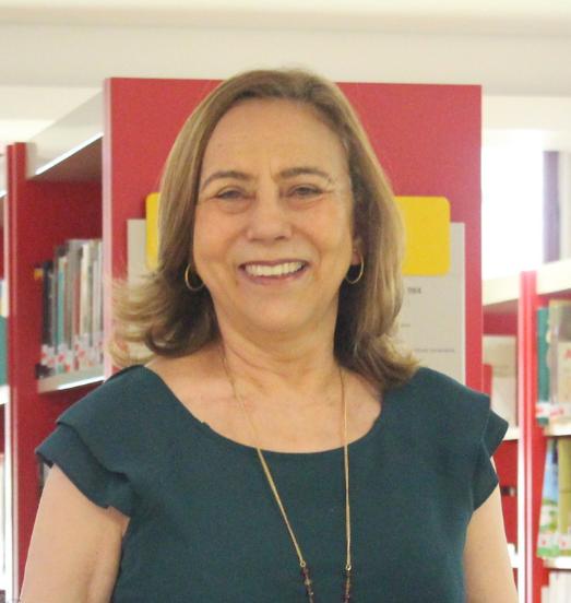 Maria das Dores Pimentel Nogueira coordena o programa desde o início