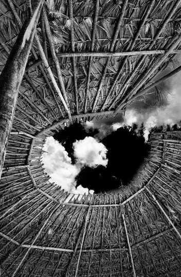 Casa de cultura do povo Xacriabá