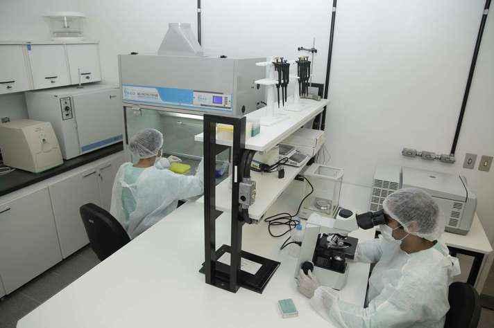 Laboratório de diversas unidades compõem a lista do primeiro edital de apoio