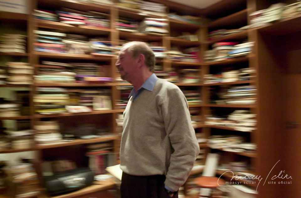 Moacyr Scliar: obra tematizada pela tradição judaica
