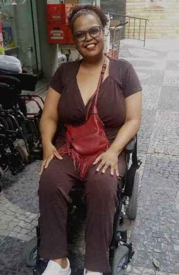 Andressa Marques, aluna de Nutrição da UFMG e idealizadora da iniciativa de inclusão