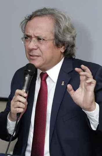 João Carlos Salles, em evento na UFMG no ano passado:
