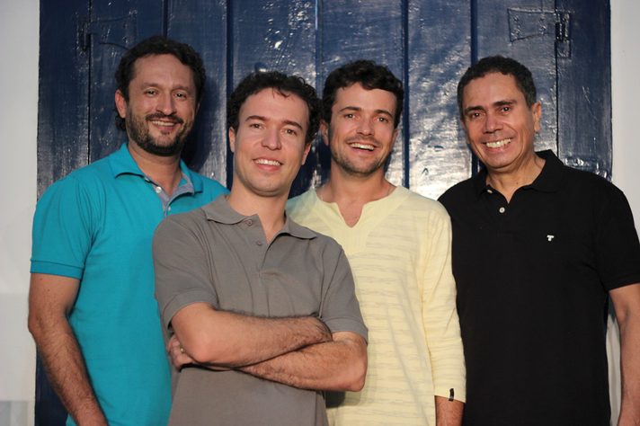 Grupo Choro de Minas faz show de lançamento de CD