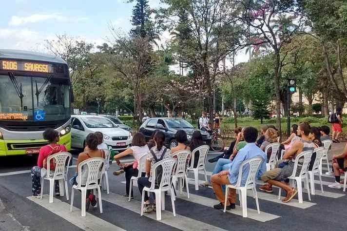 Na foto, atividade ao ar livre na edição do ano passado do Festival