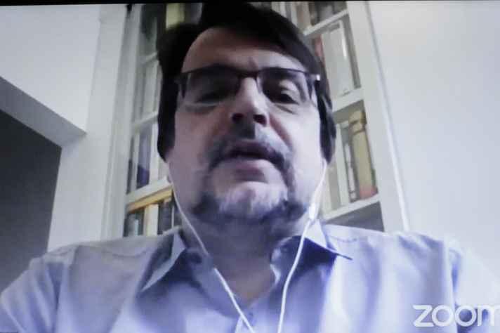 Hugo da Gama Cerqueira, professor e diretor da Face