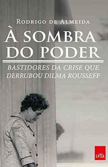 Rodrigo de Almeida é autor do livro 'À sombra do poder'